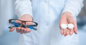 multifokalna kontaktna sočiva